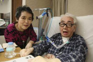 篠沢教授礼子の夫妻 画像