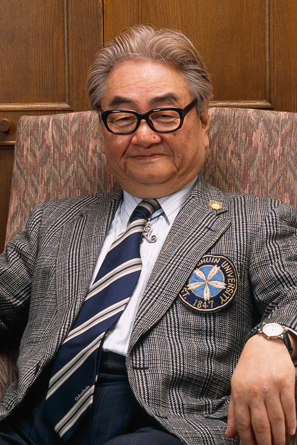 篠沢秀夫 画像