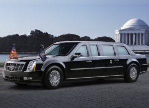 大統領専用車両 画像