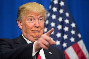トランプ大統領 画像