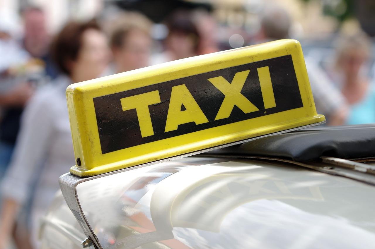 タクシー,画像