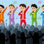 男性アイドルグループ,イラスト