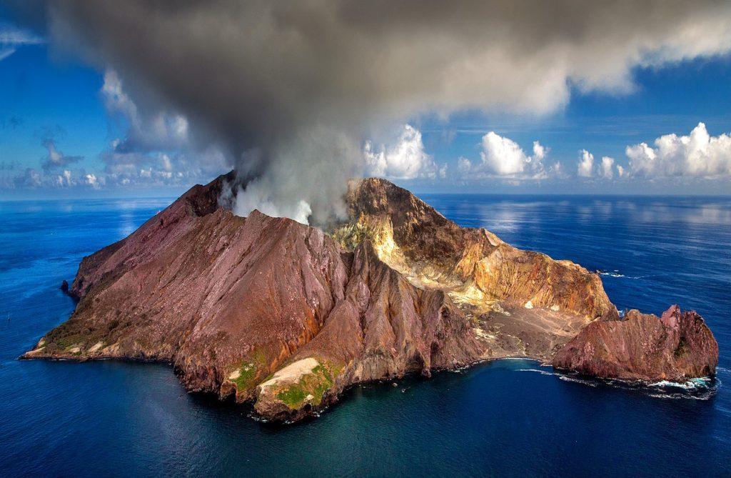 火山,画像