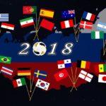 サッカーワールドカップ2018,画像