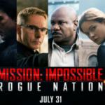 ミッション:インポッシブル/ローグ・ネイション,画像