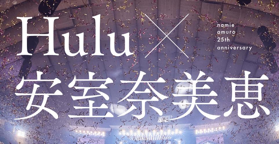 安室奈美恵Hulu4,画像