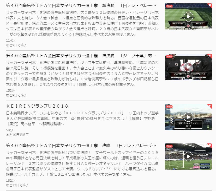 U-NEXT皇后杯女子サッカー決勝,画像