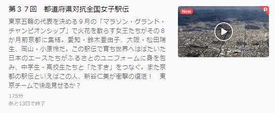 U-NEXT都道府県対抗駅伝,画像