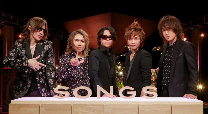 SONGS/LUNA SEA,画像