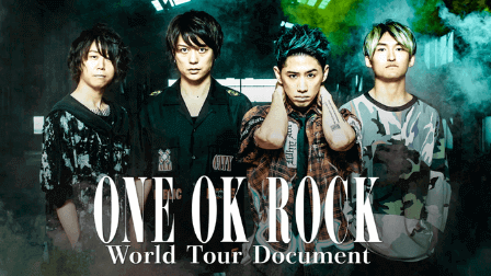 ONE OK ROCK World Tour Document、画像