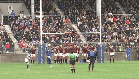関東大学ラグビー対抗戦2019,画像