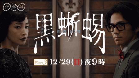 NHK「黒蜥蜴」,画像